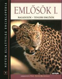 David Macdonald  (Szerk.) - Emlősök I.