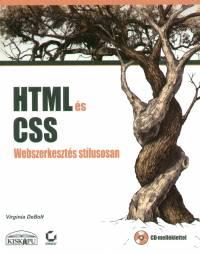 Virginia Debolt - HTML és CSS - Webszerkesztés stílusosan