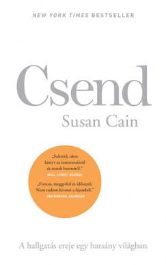 Susan Cain - Csend
