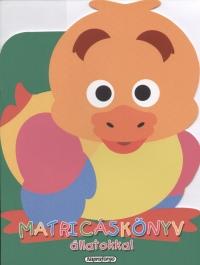 - Matricáskönyv állatokkal - Kiskacsa
