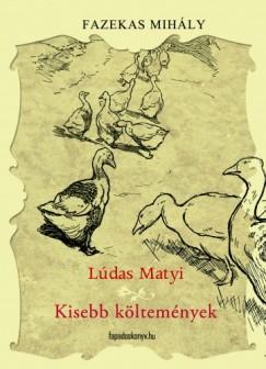 Fazekas Mihály - Lúdas Matyi és kisebb költemények