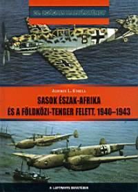 Jeffrey L. Ethell - Sasok Észak-Afrika és a Földközi-tenger felett