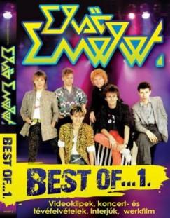 Első Emelet - Első Emelet: Best of 1 - Live - DVD