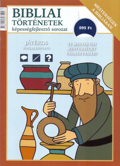 Scur Katalin - Mesterségek a Bibliában