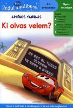Szabó Lea  (Szerk.) - Játékos tanulás: Ki olvas velem? (Verdák)