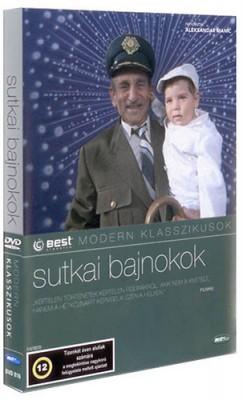 Aleksandar Manic - Sutkai bajnokok - DVD