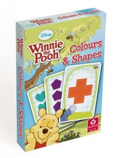 - Micimackó ÚJ színek és formák óriás kártya