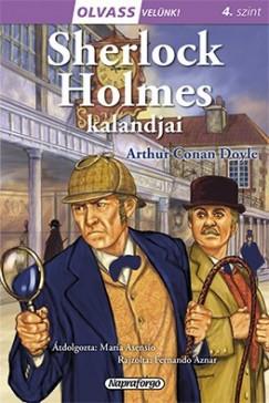 Sir Arthur Conan Doyle - Olvass velünk! (4) - Sherlock Holmes kalandjai