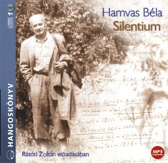 Hamvas Béla - Rátóti Zoltán - Silentium - Hangoskönyv MP3