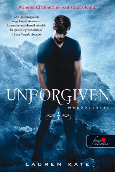 Lauren Kate - Unforgiven - Megbocsátás - puha kötés