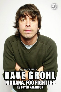 Martin James - Dave Grohl