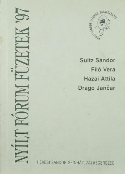 - Nyílt Fórum Füzetek '97