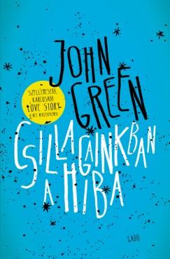 John Green - Csillagainkban a hiba