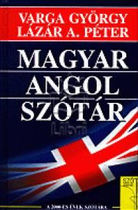 Angol magyar magyar angol szótár könyv