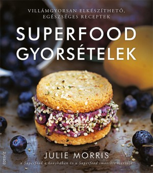 Julie Morris - Superfood gyors�telek