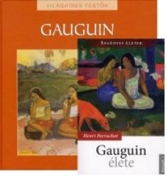 Henri Perruchot - Hajnal Gabriella  (Szerk.) - Gauguin élete + Világhíres festők: Gauguin album