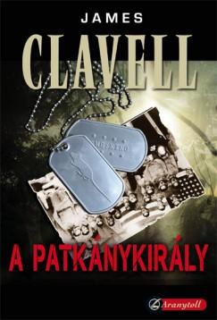 James Clavell - Patkánykirály - puhatáblás