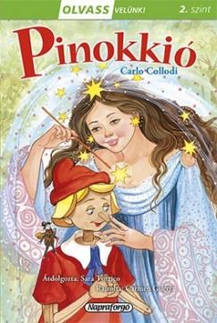 Collodi Carlo - Olvass velünk! (2) - Pinokkió