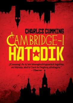 Charles Cumming - A Cambridge-i hatodik