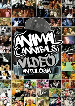 Animal Cannibals - Videó antológia - DVD