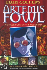 Eoin Colfer - Andrew Donkin - Artemis Fowl - The Graphic Novel