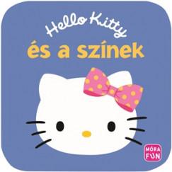 - Hello Kitty és a színek habkönyv