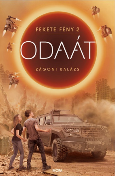 Zágoni Balázs - Fekete fény 2. - Odaát
