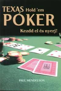 Paul Mendelson - Texas Hold'em póker