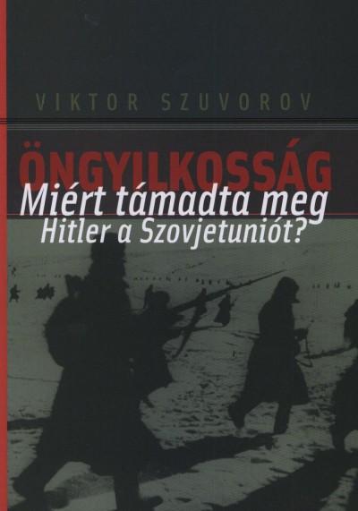 Viktor Szuvorov - Öngyilkosság