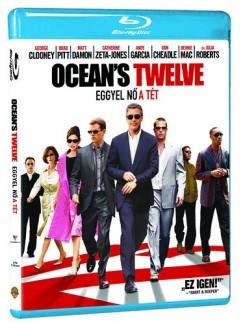 Steven Soderbergh - Ocean's Twelve - Eggyel nő a tét (Blu-ray)