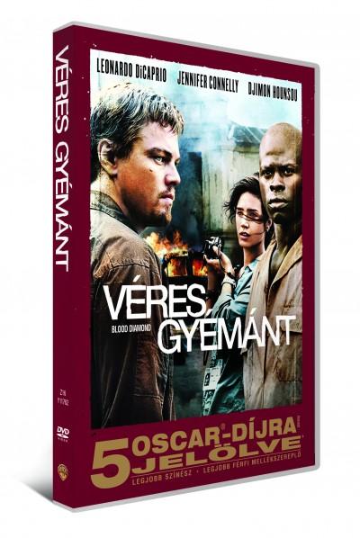 Edward Zwick - Véres gyémánt (Egylemezes változat) - DVD
