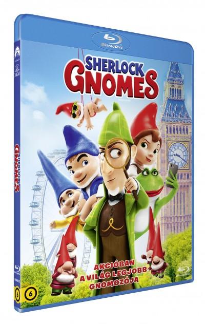 John Stevenson - Sherlock Gnomes - Blu-ray