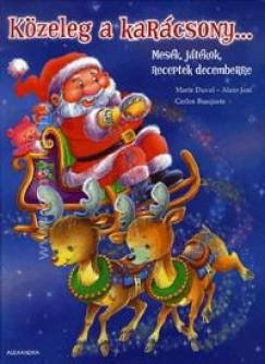 Marie Duval - Alain Jost - Közeleg a karácsony...