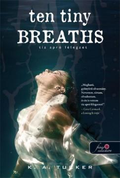 Folyadéklégzés - Miért nincs lélegzet