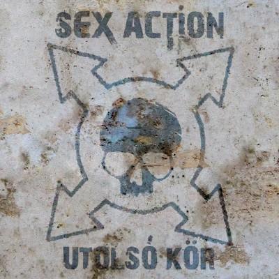 Sex Action - Utolsó kör - CD