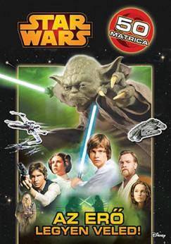 - Star Wars - Matricás foglalkoztató 1.- SW005M