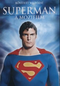 Richard Donner - Superman - A mozifilm - Bővített változat - DVD