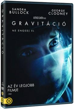 Alfonso Cuarón - Gravitáció - DVD