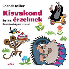 Zdenek Miler - Kisvakond és az érzelmek