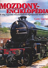 Colin Garratt - Mozdonyenciklopédia