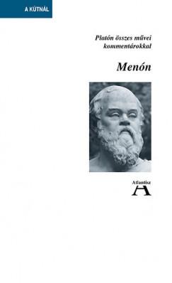 Platón - Miklós Tamás  (Szerk.) - Menón