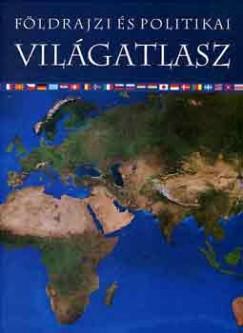 - Földrajzi és politikai világatlasz