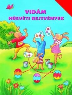 Borbély Borbála  (Szerk.) - Vidám húsvéti rejtvények