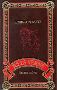 Jules Verne - Robinson bátya