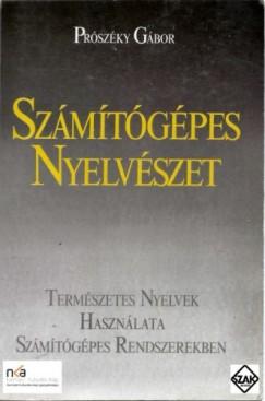 Prószéky Gábor - Számítógépes nyelvészet