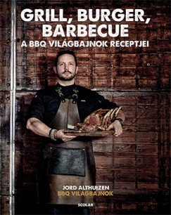 Jord Althuizen - Grill, burger, barbecue