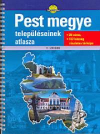 - Pest megye településeinek atlasza