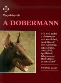 Reinhild Klein - A dobermann