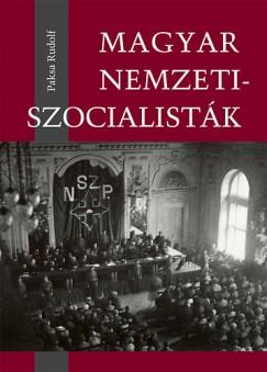 Paksa Rudolf - Magyar nemzetiszocialisták