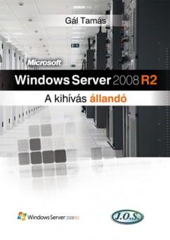 Gál Tamás - Microsoft Windows Server 2008 R2